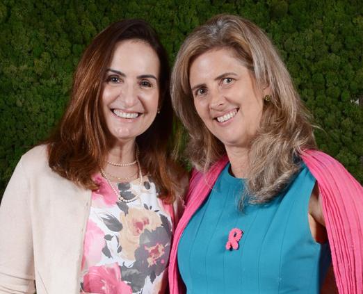 Anna Clara Tenenbaum e Kika Gama Lobo