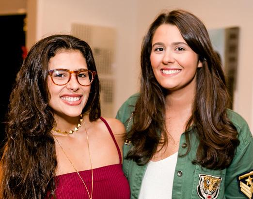 Antonia Pinto e Antonia de Lamare
