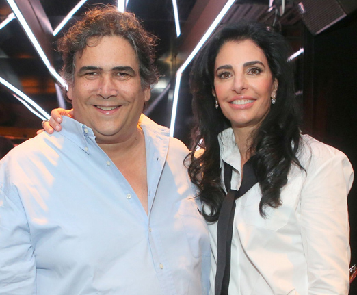 Antonio Neves da Rocha e Antonia Frering