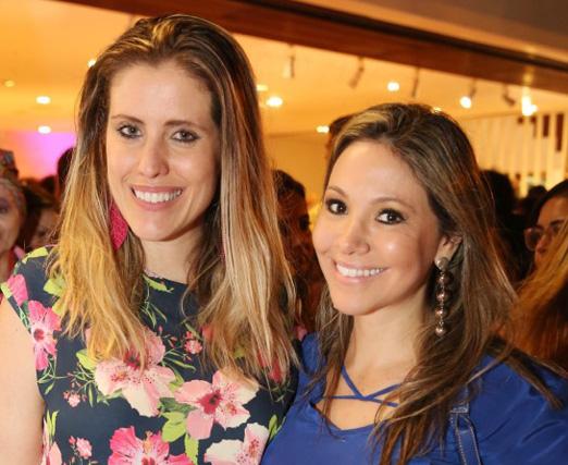 Bruna Barros e Alesssandra Amaral