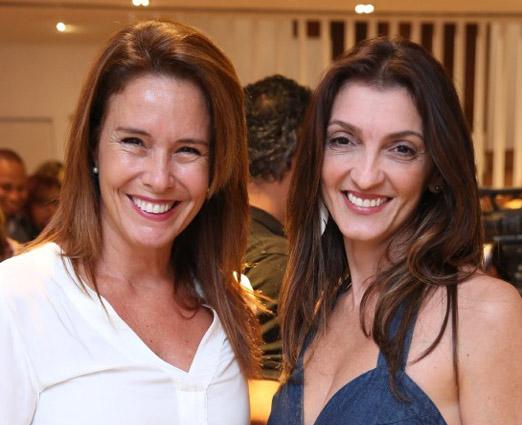Carla Bellora e Leticia Azambuja Carvalho