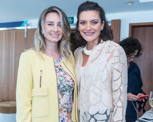 Carolina Stolf e Melissa Jannuzzi