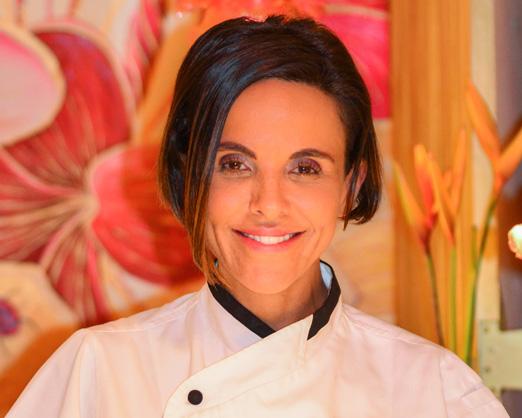 Chef Tatiana Cardoso