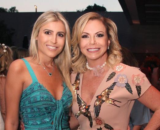 Dandynha Barbosa e Nina Kauffmann