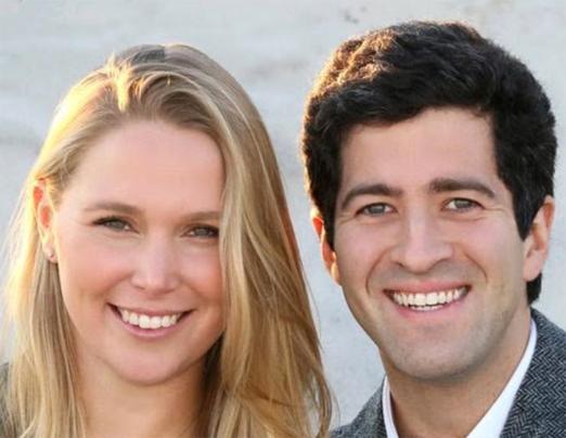 Emily Baldwin e Frederico Padilha
