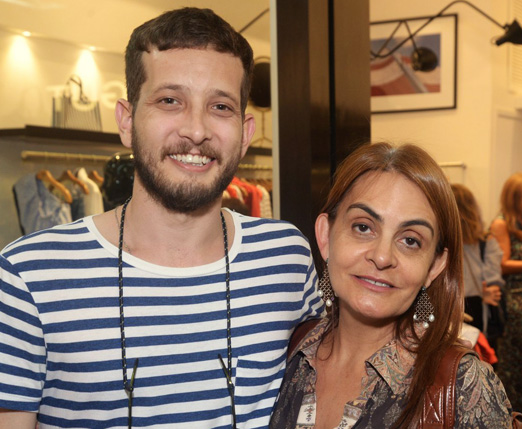 Feleipe Dornelles e Lizanka Marinheiro