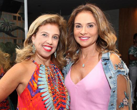 Katia Cohen e Ana Luiza Ginja