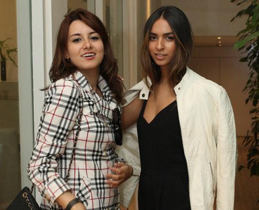 Mônica Mamudo e Mariana Viana