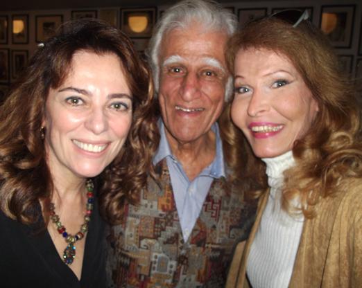 Marcia Martins, Ziraldo e Romy di Vitti