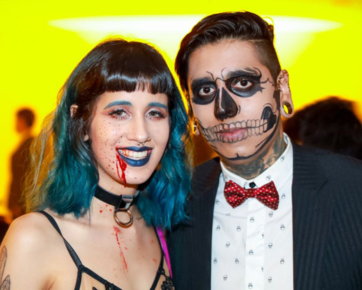 Mayara Brum e Victor Almeida