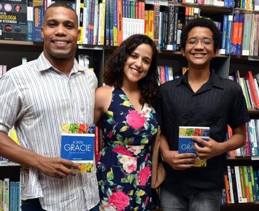 Natan Carvalho, Adriana e Wilner Mendes