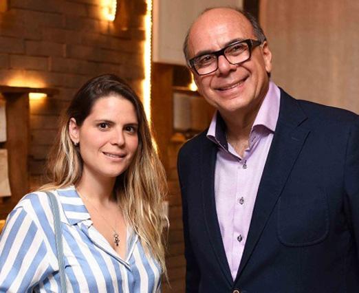 Paloma e Arnaldo Danemberg