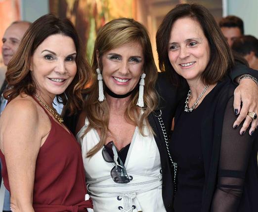 Patricia Mayer, Patricia Hall e Patricia Quentel