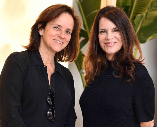 Patricia Quentel e Bel Lobo