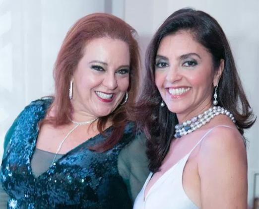 Priscilla Levinsohn e Ana Cristina Villaça