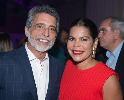 Ricardo Maia e Daniela Falcão