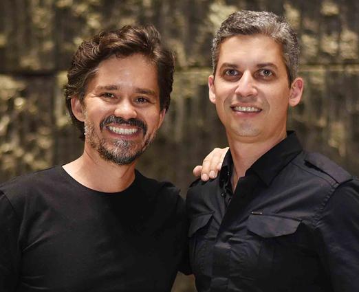 Ricardo Melo e Alysson Pereira