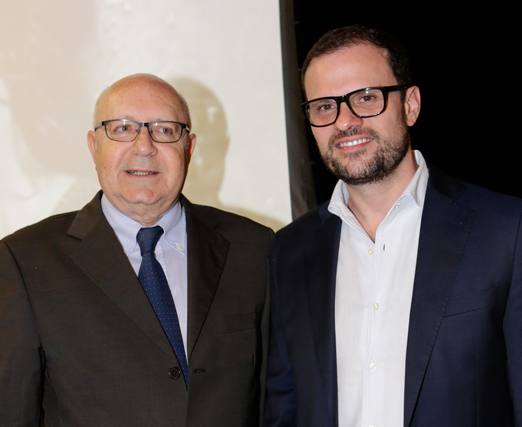 Riccardo Battisti e André Lazaroni
