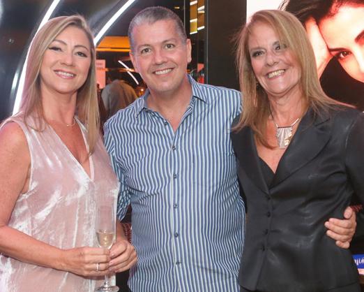 Sandra Pedrosa, Renato Fernandes e Nissia Garcia
