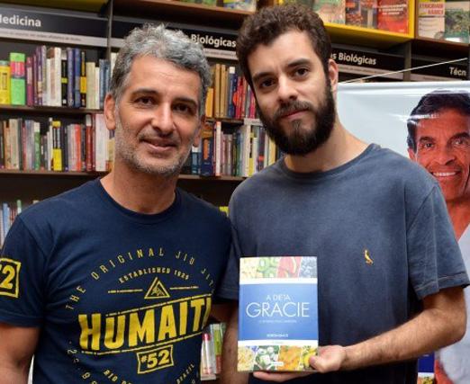 Vinicius Aieta e Diego Braga