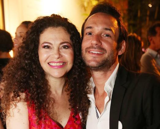 Yara Figueiredo e Felipe Sartori