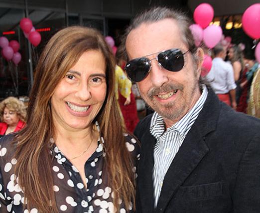 Alice Tamborindeguy e Marcello Borges