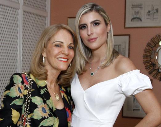 Ana de Paula e Dandynha Barbosa