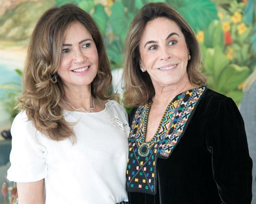Angela Rocco e Marcia Solera