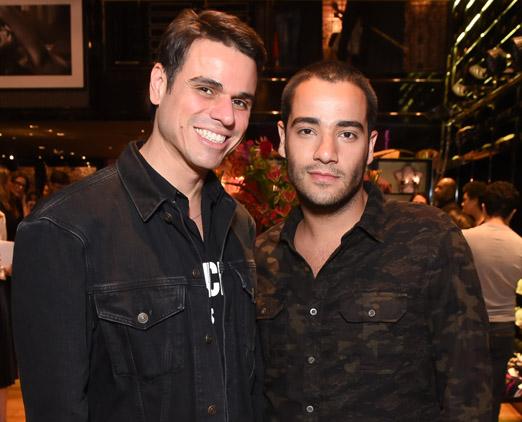 Beto Pacheco e Murilo Lima