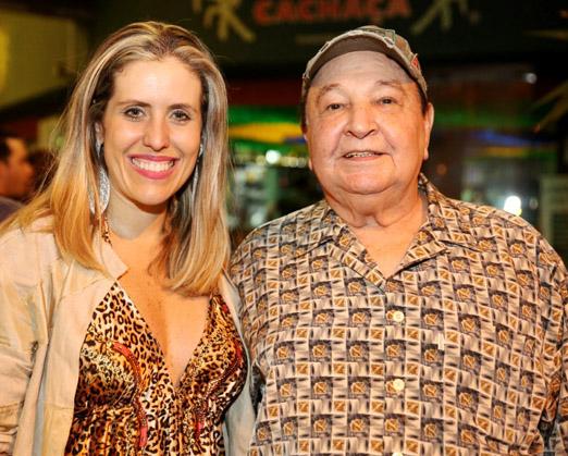 Bruna Barros e João Donato
