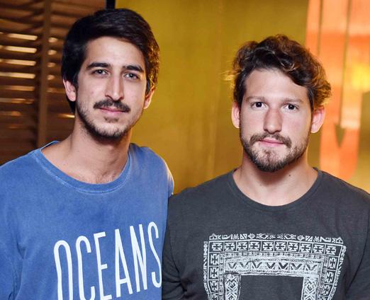 Bruno Vidal e Igor Oliveira