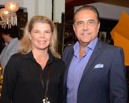 Christiane e Eduardo Guinle