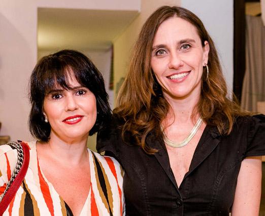 Christina Galdeano e Vera Bizinove