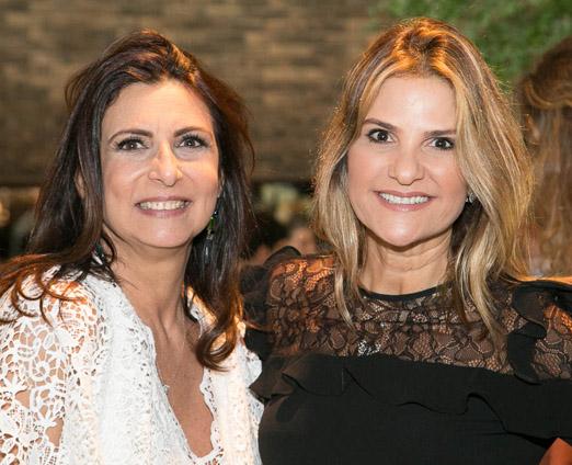 Denise Grassi e Adriana Indelli