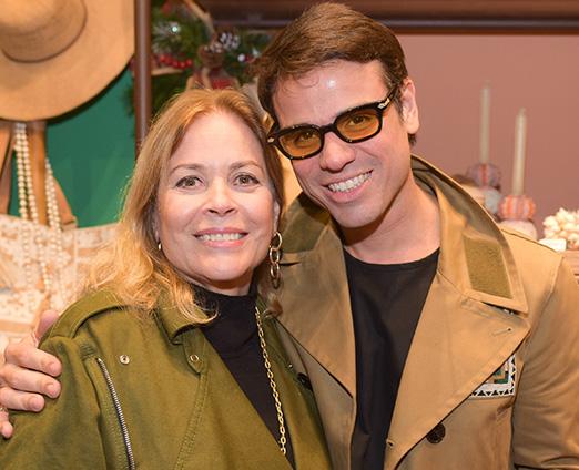 Esther Giobbi e Beto Pacheco