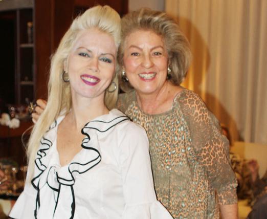 Giovanna Priolli e Margaret Padilha