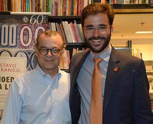 Gustavo Franco e Leandro Lyra