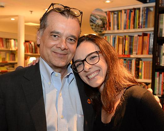 Gustavo e Julia Franco