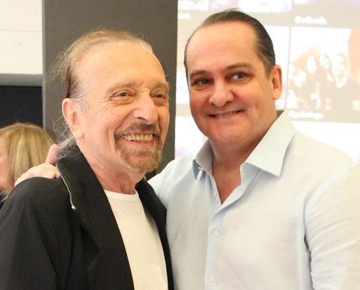 Hugo Travers e Anselmo Zolla
