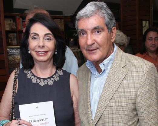 Ignez e Sergio Costa e Silva