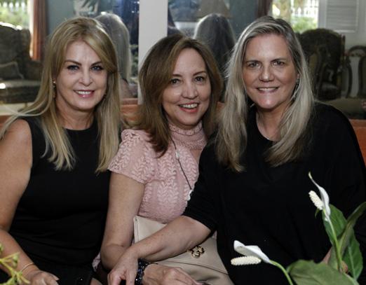 Inez Costa, Sumaya Neves e Maninha Barbosa