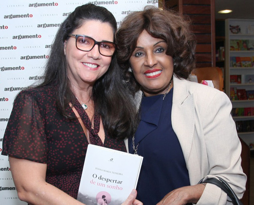 Joana Maria Teixeira e Bete Suzano