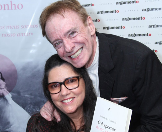 Joana Maria Teixeira e Paulo Roberto Barragat