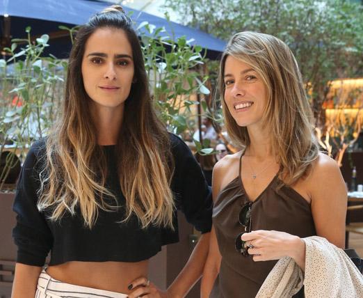 Marcela Fogaça e Veronica Mascarenhas