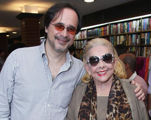 Marcos Ribeiro e Regina Lemos Gonçalves