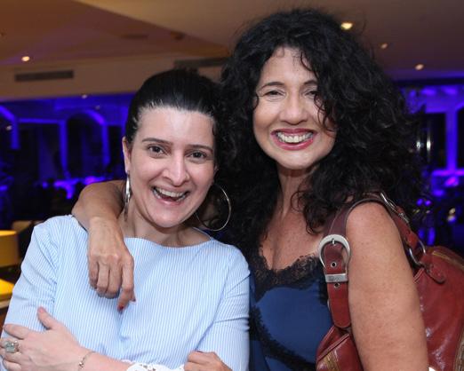 Mariana Fonseca e Bianca Teixeira