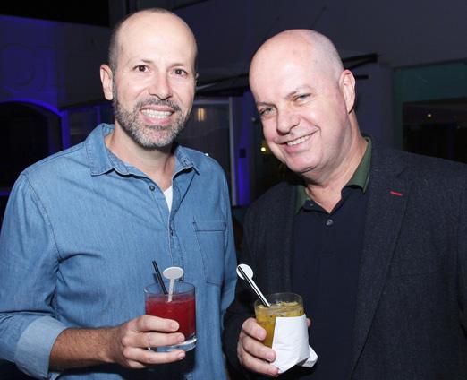 Mauricio Oliveira e Marcelo Castello Branco