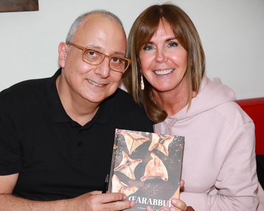 Paulo e Claudia Abbud