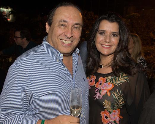 Pedro e Andrea Tupinambá