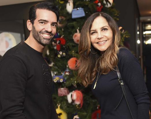 Raphael Mendonça e Silviane Neno